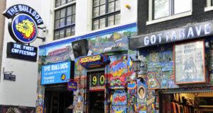 Bulldog coffe shop